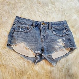 American Eagle Outfitters Cuttoff Jean Shorts